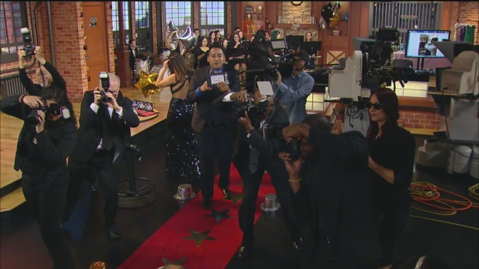 Good Day 2016 Oscar Show Red Carpet 1