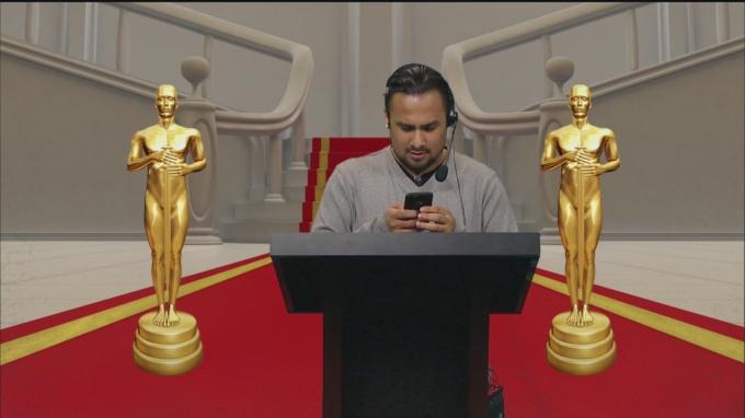 Good Day 2016 Oscar Show Winner Julian 1