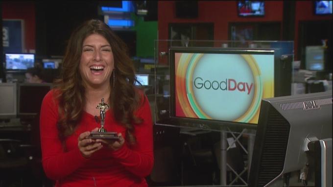 Good Day 2016 Oscar Show Winner Lori 2