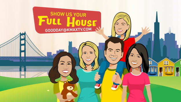 Good Day Weekend Full House 1