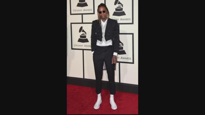 Grammy Fashion Men 1