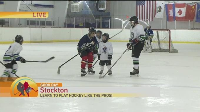 Hockey day 2