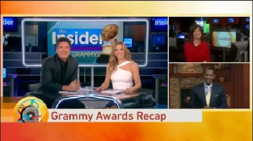 Insider grammy recap