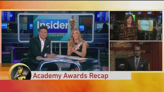 Insider Oscar recap