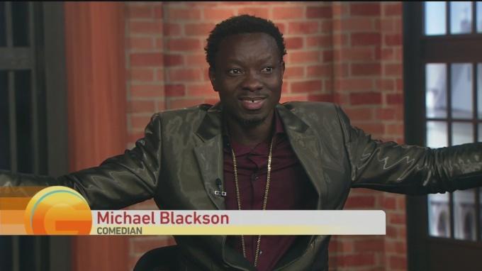 Micheal Blackson 1