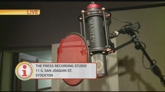 Press Recording 1