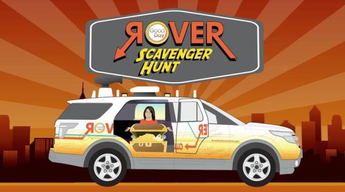 Rover Scavenger Hunt part 2