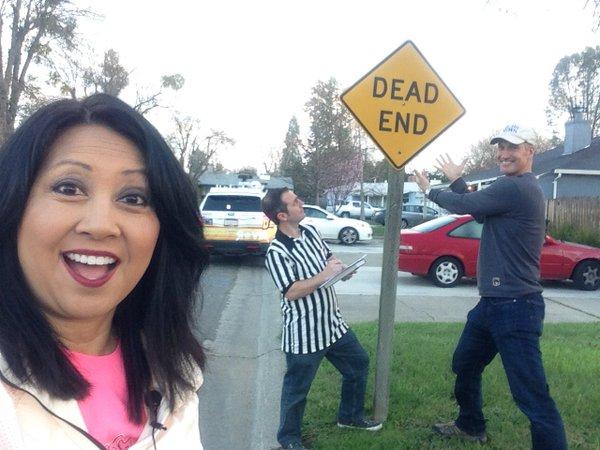 Tina Scavenger Hunt Dead end