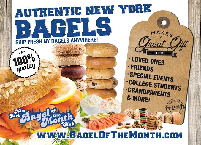 Bagel of Month 22