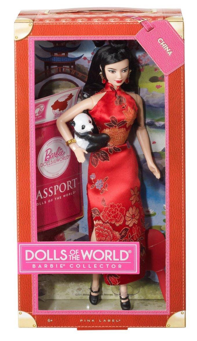 China Barbie