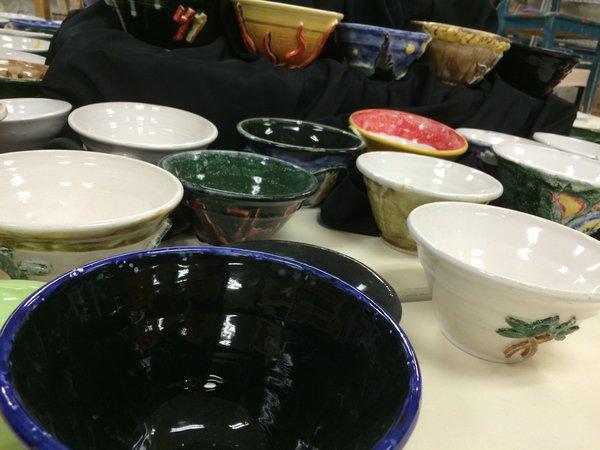 Empty Bowls 1