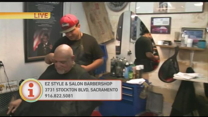 EZ Barbershop 2