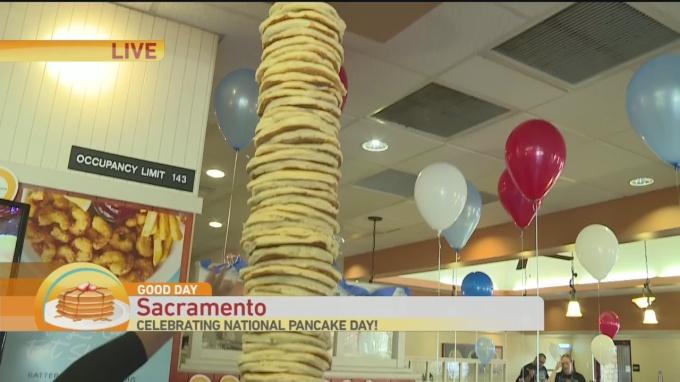 Free Pancakes 4