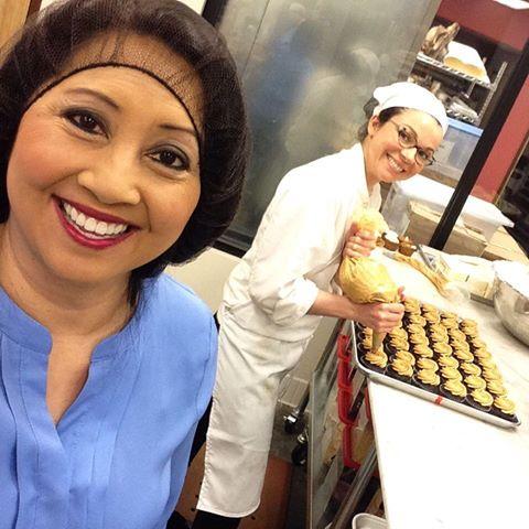 Ginger Elizabeth cupcakes 1