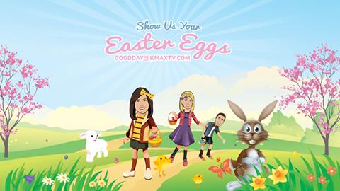 Good Day Easter Egg 1
