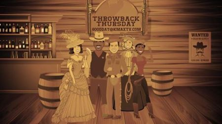 Good Day Wild West Throwback Thursday 1
