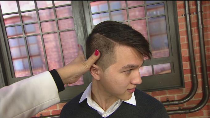 Hair Clips 1