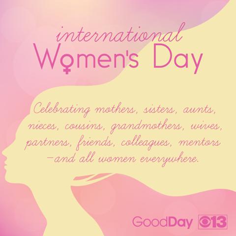 Internaitional Womens day 1