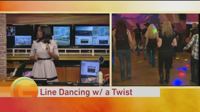 Line Dance 2
