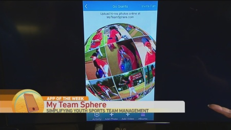 My Team Sphere App 1