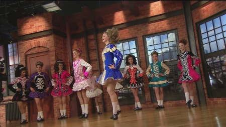 O Sullivan Dance 2