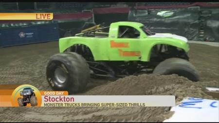 Toughest Monster truck 1
