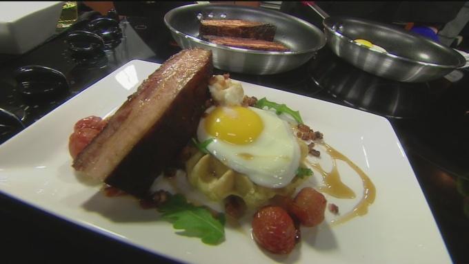 Waffle Experience Dishin 2
