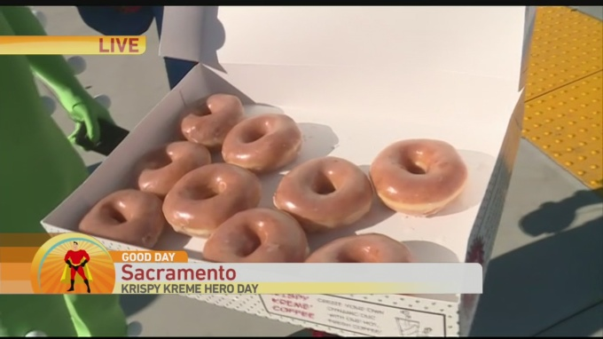 Krispy Kreme 6