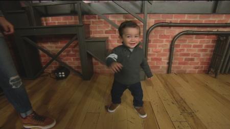Liam Dance 1