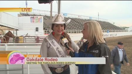 Oakdale rodeo 1