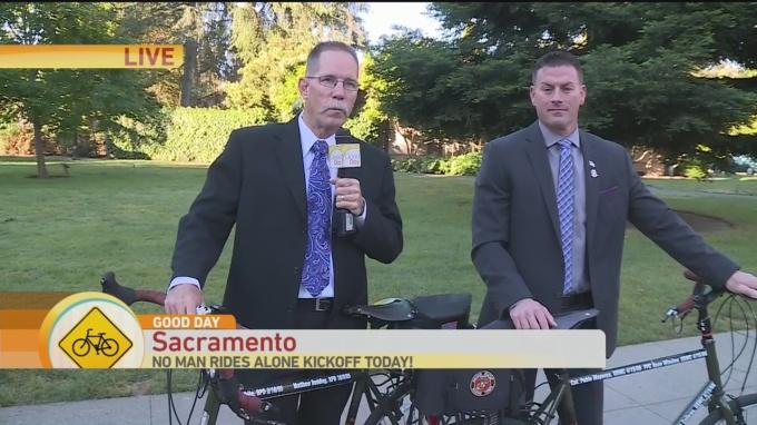 PSTD Bike Ride 1