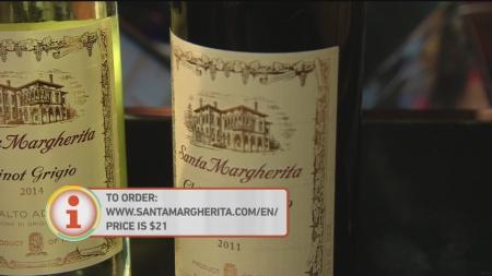 Santa Wine 1