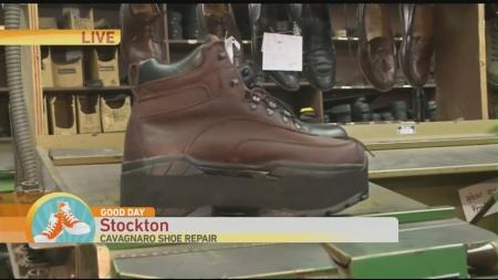 Shoe repair 1