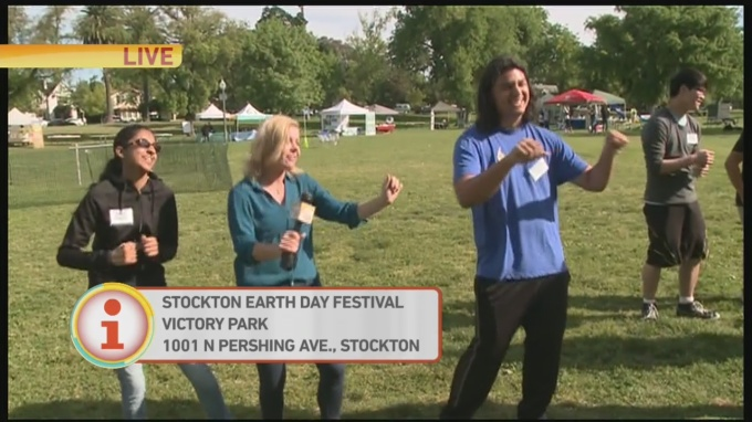 Stockton Earth Day 1
