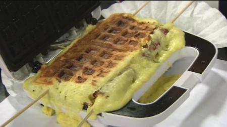 Waffle Iron 2