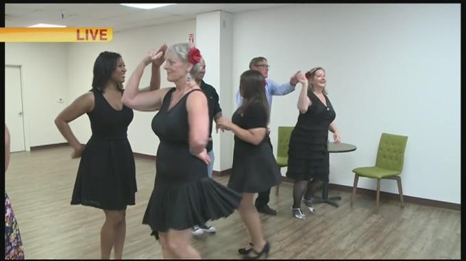 Dance Studio stockton 1