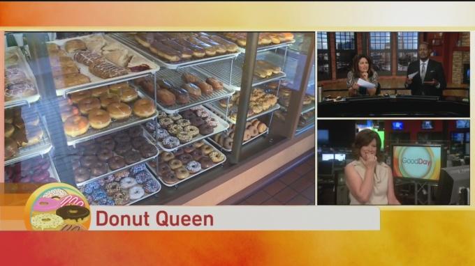 Donut Queen 1