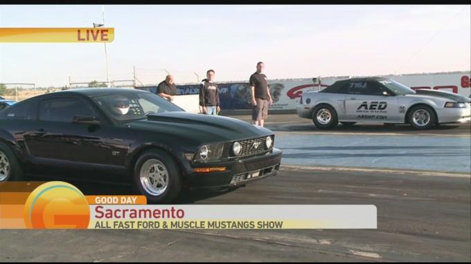Mustang sac raceway 1