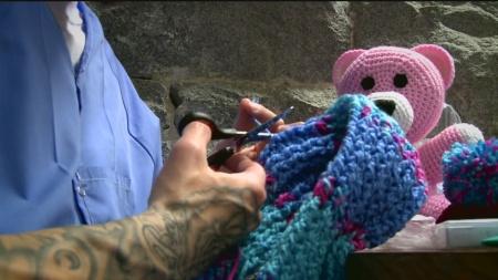 Prison Knit 1