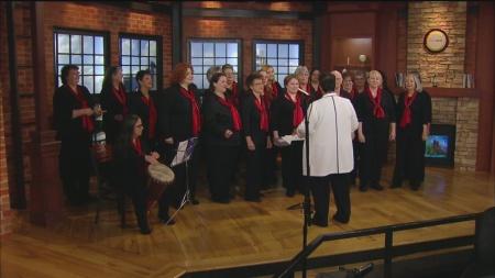 Sac Womens chorus 1
