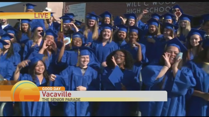 Senior parade 1