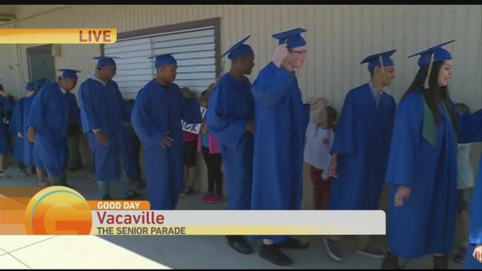 Senior parade 2