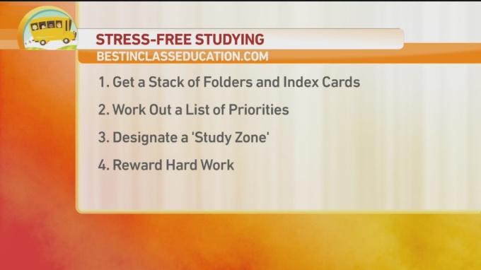 Study stress 1