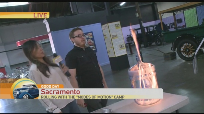 Cal Auto Summer Camp 1
