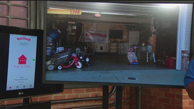 Garage Door app 2