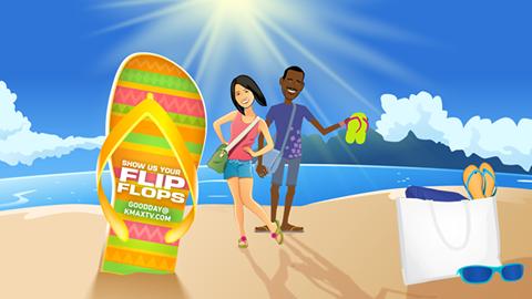 Good Day Flip Flop 1