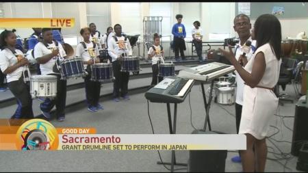 Grant Drumline 1