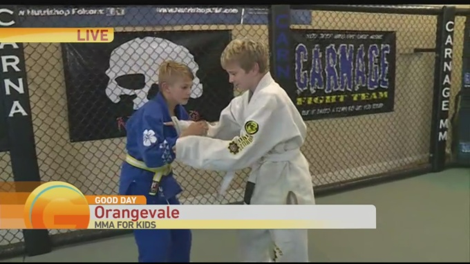 MMA For kids 1