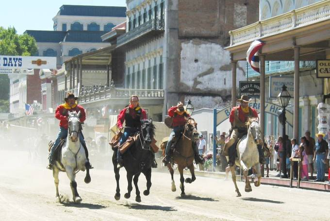 Pony Express 1