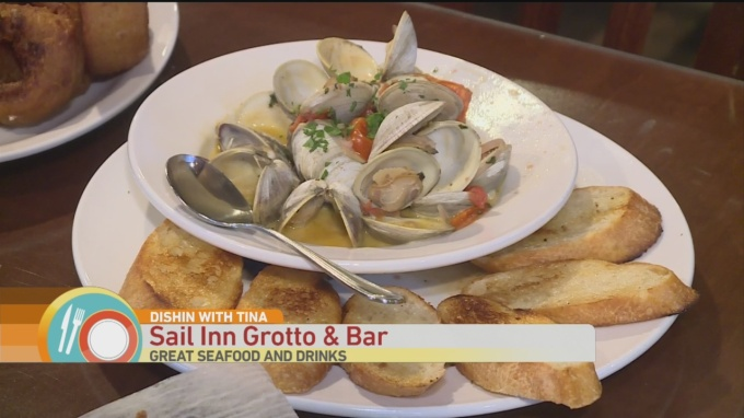 Sail Inn Grotto Dishin 1